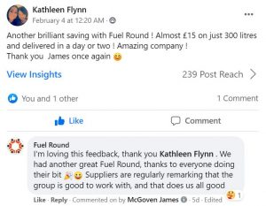 Kathleen Flynn recommends Fuel Round