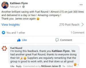 Kate reviews Fuel Round