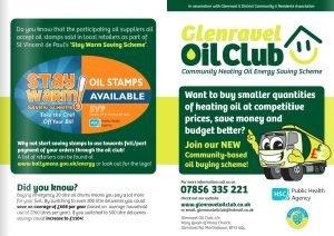 Glenravel Oil Club